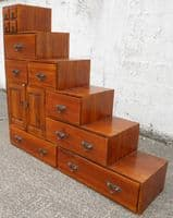 Deco Style Large Storage Chest of Drawers - SOLD